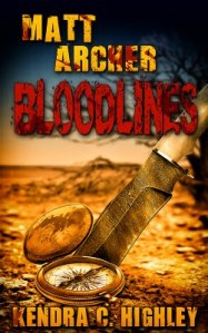 Matt-Archer-Bloodlines-800 Cover reveal and Promotional