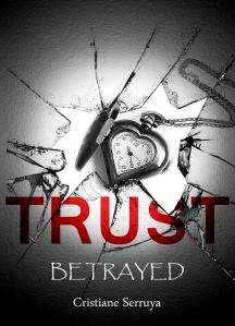 TRUST- Betrayed Capa Amazon