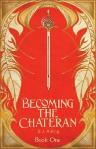 Becoming the Chateran Cover (Front)