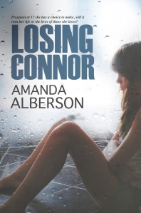 losing Connor by Amanda Alberson ebooksm