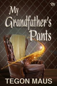 My Grandfathers Pants by Tegon Maus - 200