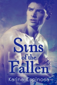 Sins of the Fallen (ebook Cover)