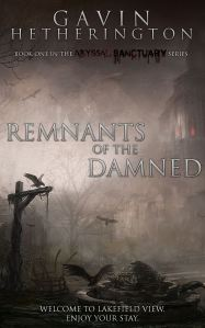 1. Remnants of the Damned Cover 1