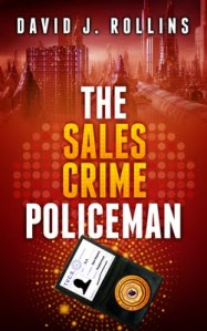 Sales Crime Policeman  Cover