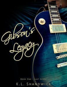 Gibson's Legacy Cover High Res